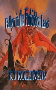 Fallyn in the Forbidden Land Front Cover v2
