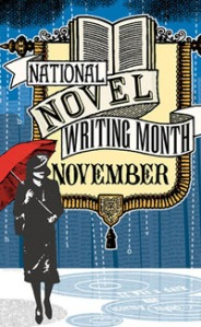 write a novel in a month