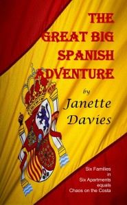 THE GREAT BIG SPANISH ADVENTURE Front Cover v2